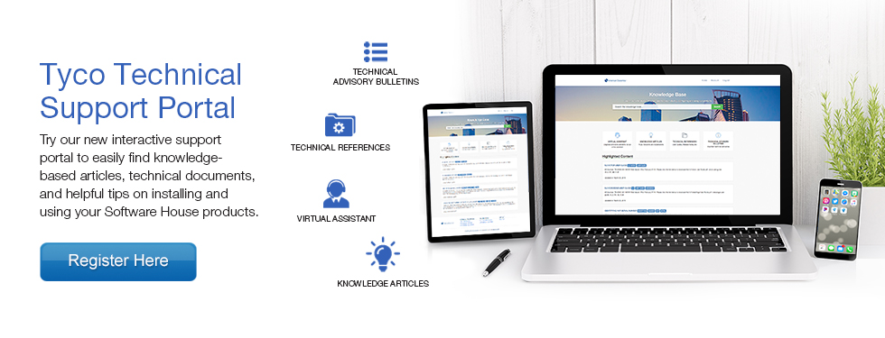 4ab1fb3ef5a5 Software House - A Tyco International Company